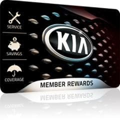 Kia Essential Member Rewards